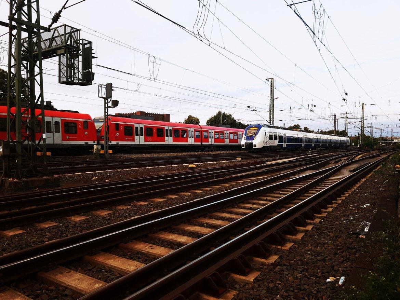 Cologne trains