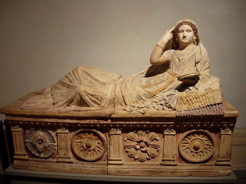 Museo Arqueológico Florencia