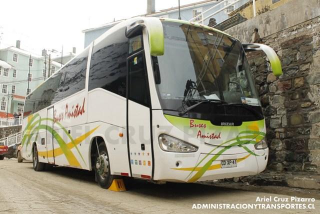 Buses Amistad - Sewell - Irizar Century / Mercedes Benz (CDXP41)