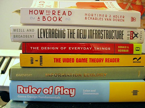 books I'm reading (feb '05)
