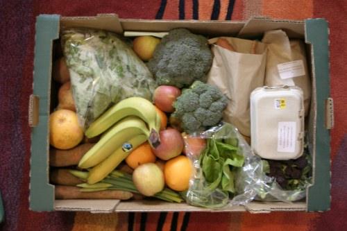 "Foto ""Organic Box Delivery"" by verseguru - flickr.com"