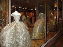 Dresses In The Kremlin Armoury