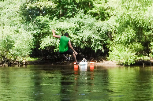 Edisto River Beer Commercial and Rope Swing Float-057