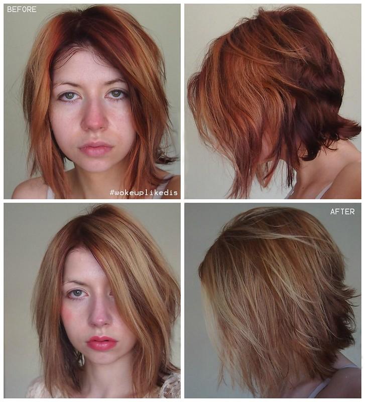 Sam Muses Review Scott Cornwall Decolour Hair Colour Remover