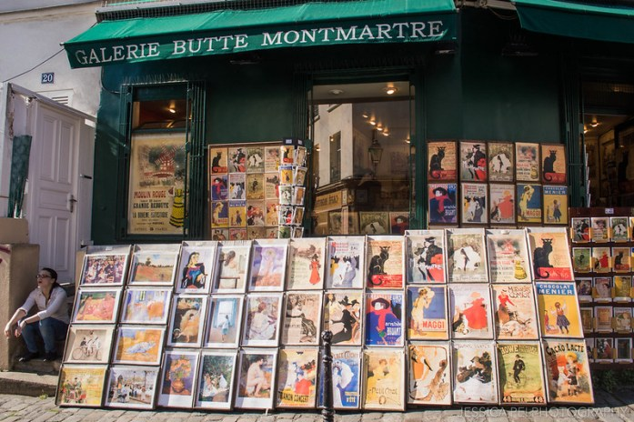 Montmartre Art Shop