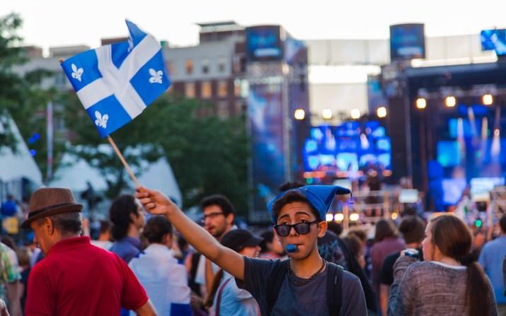 La fête Nationale du Quebec