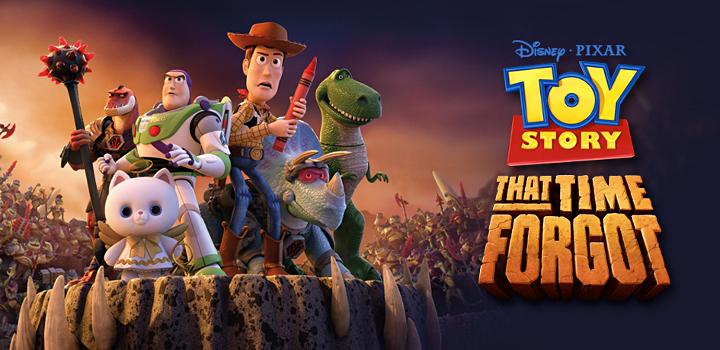 Toy Story That Time Forgot - Disnerd dreams
