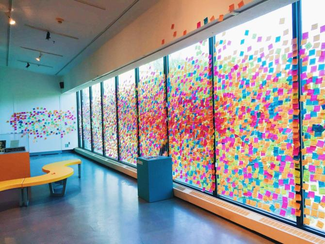 Stefan Sagmeister: The Happy Show x Museum of Vancouver