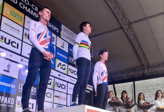 Luxembourg euromeet e ciclocross