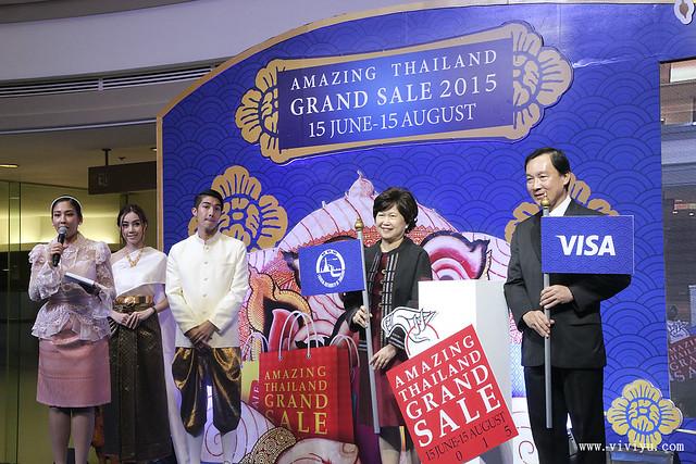 [泰國.曼谷]泰國驚喜購物節~2015/6/15至8/15抽環遊泰國365天 @VIVIYU小世界