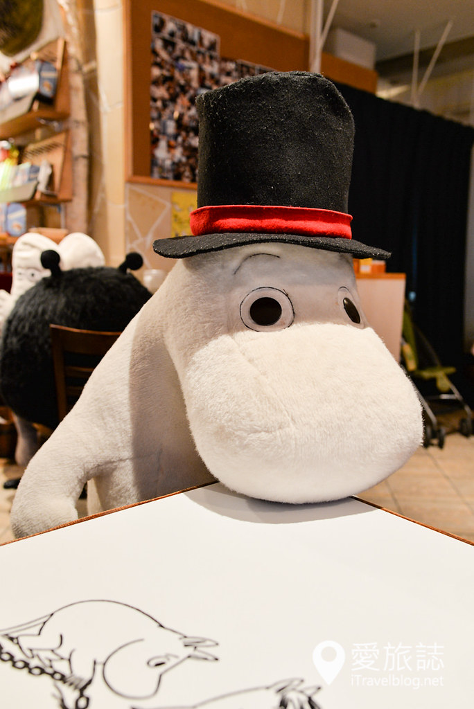 Moomin House Cafe 嚕嚕米咖啡廳 19