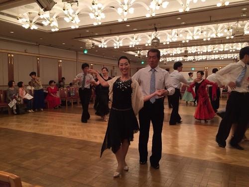 ダンスタイムですよ!