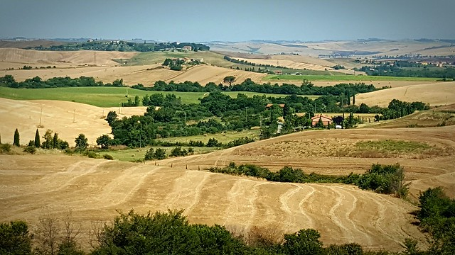 Via Francigena - Gallina - Radicofani