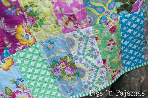 Jennifer Paganelli Good Company Quilt