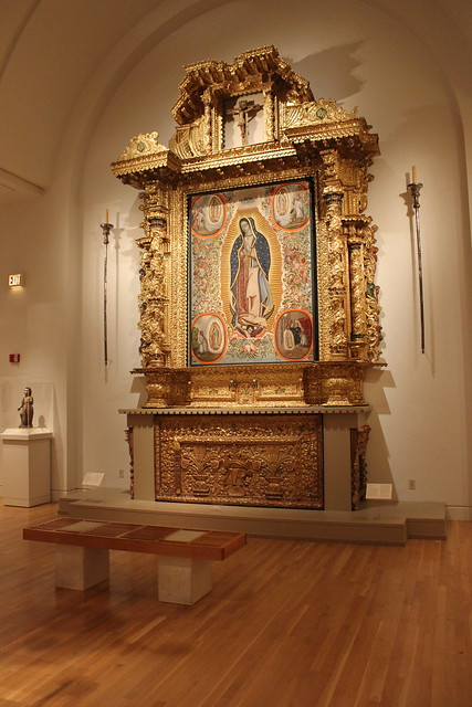 The Maria Altar Screen, San Antonio Museum of Art