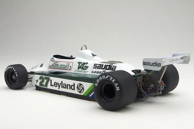 Williams FW07B 1980