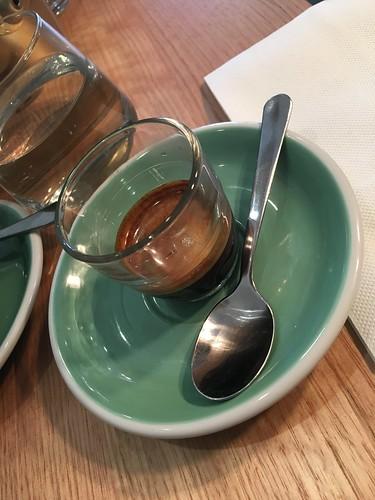 Weston Eatery - espresso