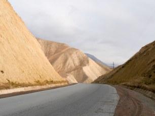Near Lake Toktogul | Jan, 2016