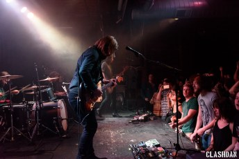 Band Of Skulls @ Motorco in Durham NC on October 3rd 2016
