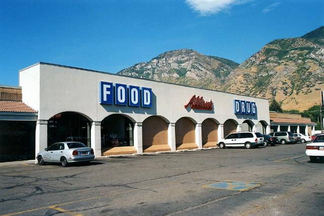 Allens grocery provo