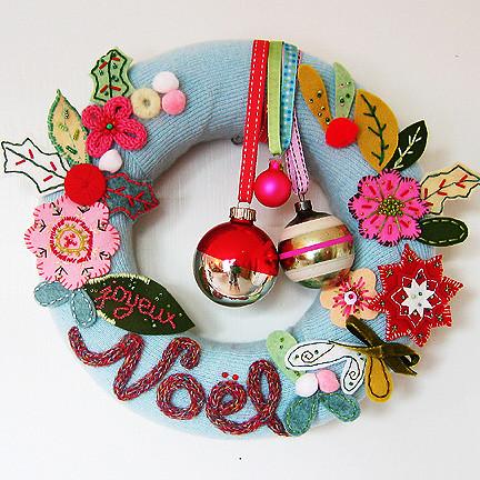 Image Result For Handmade Wreathsa