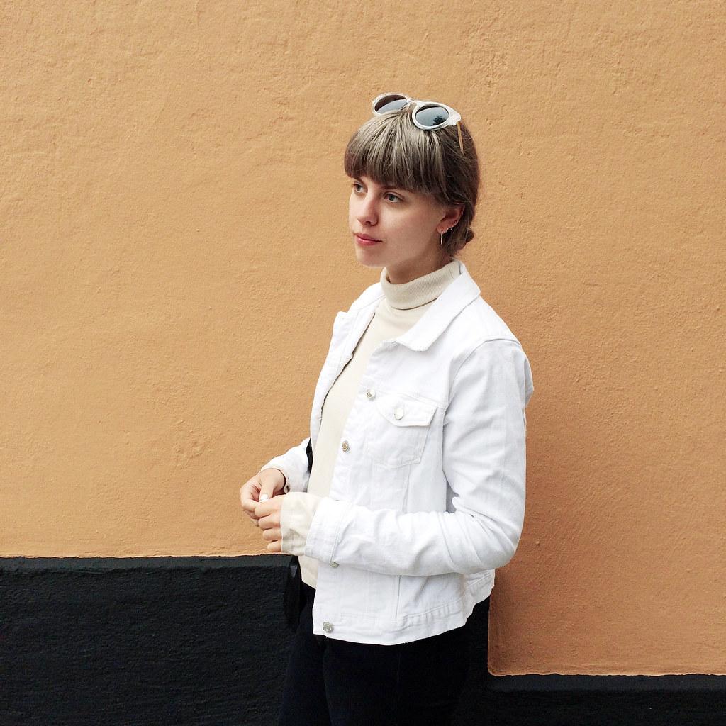 Ann Sofie Back pop up store i butiken Damkläder