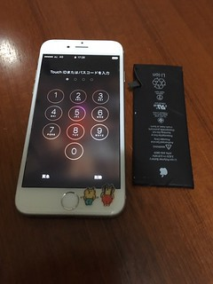 233_iPhone6のバッテリー交換