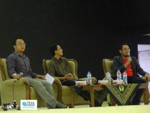 Narasumber Talkshow Gebyar Campuspreneur @ UIN Jogjakarta