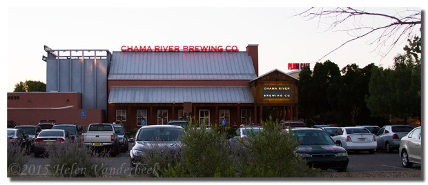 Full Frontal - of Chama River Brewing Co.