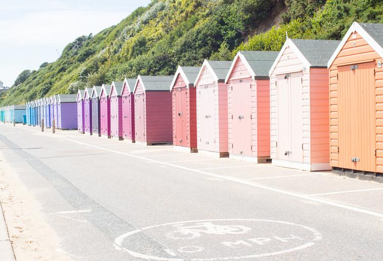 3 Beach Huts