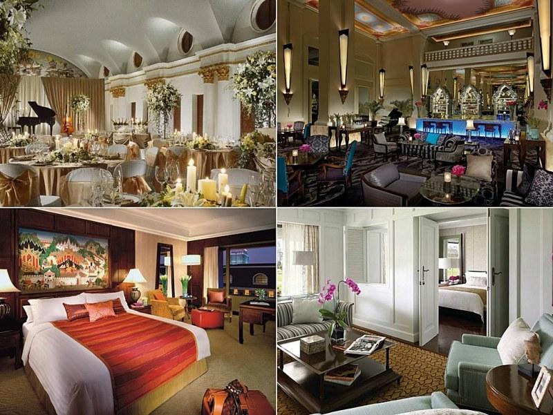 Anantara Siam Bangkok Hotel 2