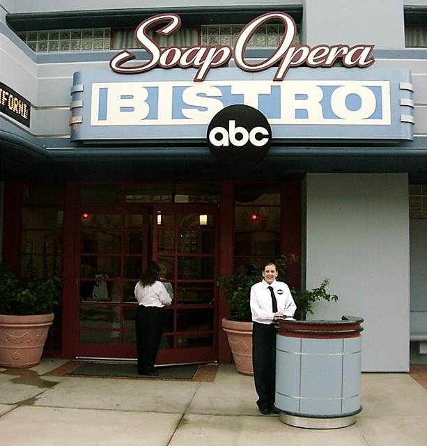 Soap Opera Bistro
