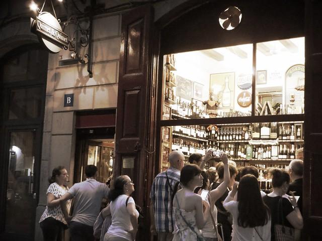 quimet i quimet, best tapas restaurants in barcelona, places to eat in barcelona, tapas in barceona