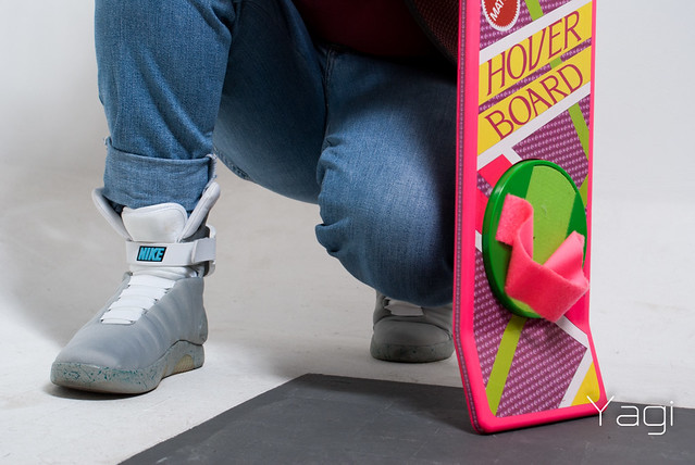 Pyke(Marty Mcfly) - Back to the Future