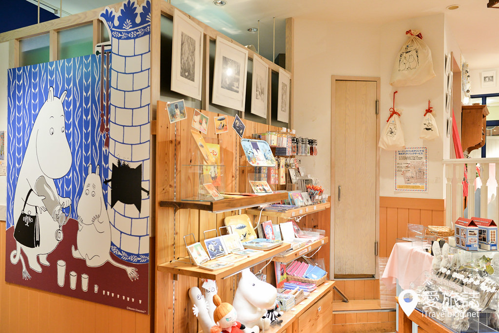 Moomin House Cafe 嚕嚕米咖啡廳 35