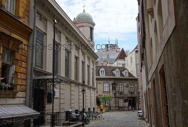 古い街並み