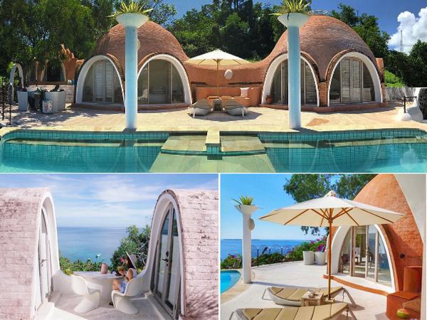Mentigi Bay Dome Villas 4