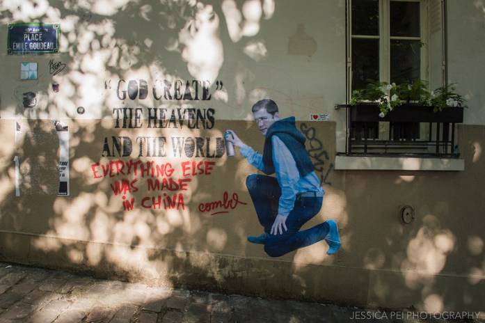 Graffiti Montmartre