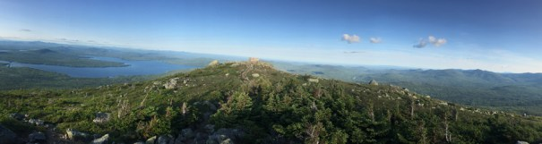 Bigelow Avery Peak Panoramic