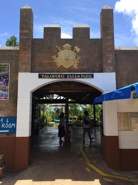 Pictrure from Talofofo Falls, Guam