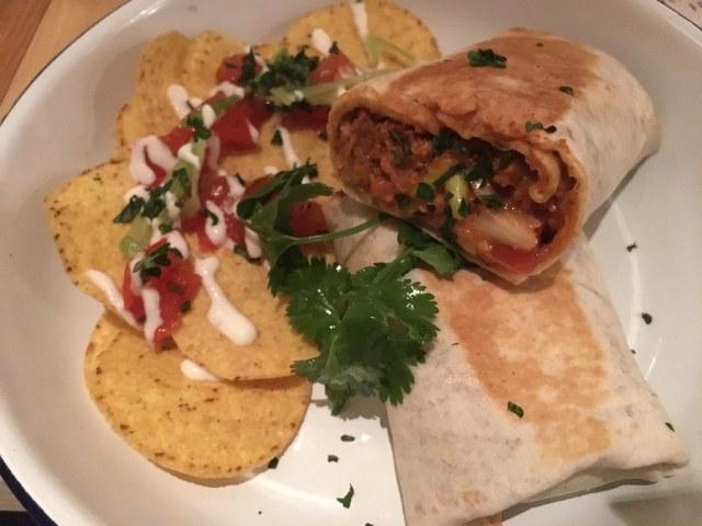 The Village Streetfood Eindhoven Burrito Mexico