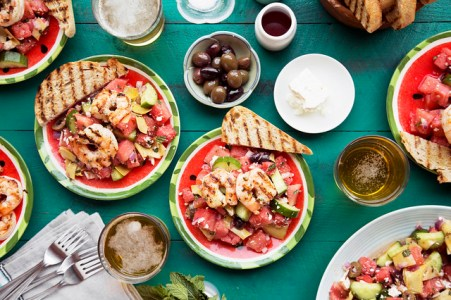 seafood-and-fruit recipes