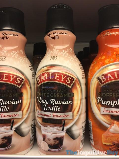 Baileys White Russian Truffle Creamer