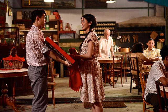 1965 Movie Stills Seng & ZJ