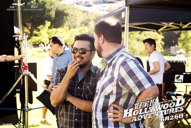 hollywood adventures justin lin