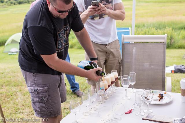RateBeer Summer Magnum Tasting - New England