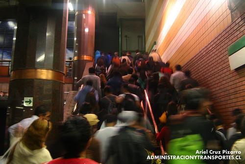 Metro de Santiago - Relatos Subterráneos