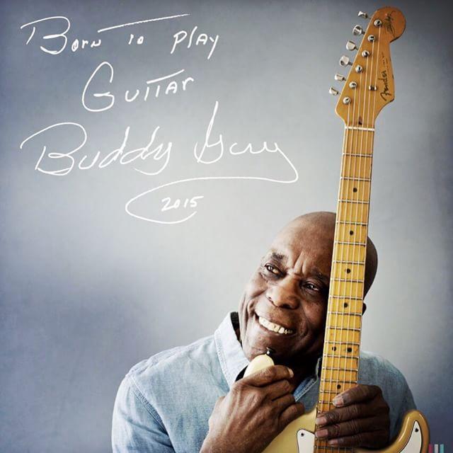 #BuddyGuy #HappyBirthday #new #cd #BornToPlayGuitar