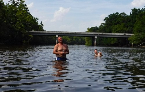 Edisto River Beer Commercial and Rope Swing Float-129