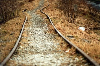 Wieliczka railroad by 1996